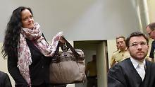 NSU-Prozess gegen Beate Zschäpe: Verteidiger fordern maximal zehn Jahre Haft