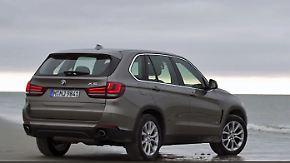 Kompakter Allrounder: Wie schlägt sich der BMW X5 im Dauertest?