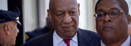 Vom Star zum Sexualstraftäter: Bill Cosbys tiefer Fall