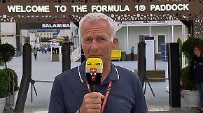 """Danner zum ersten Trainingstag in Baku: """"Vettel hat einzig das Auto abgestimmt"""""""