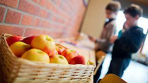 Gesunde Lebensmittel für die Kleinsten: Bundesregierung will Ernährung in Kitas und Schulen verbessern