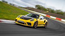 Der neue Porsche GT3 RS leistet 520 PS.