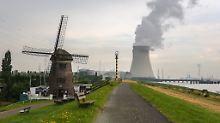 Leck im Kühlsystem: Belgien fährt Atomreaktor Doel 1 herunter