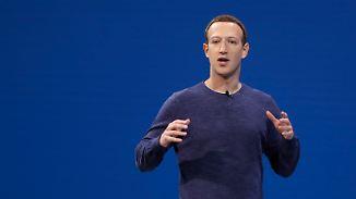 Neue Löschfunktion und Dating-Service: Zuckerberg präsentiert Facebook-Neuheiten