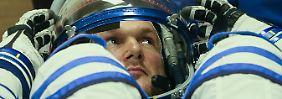 Nur noch wenige Wochen, dann hebt er zum zweiten Mal ab: Deutschlands Astronaut Alexander Gerst fliegt am 6. Juni zur ISS.