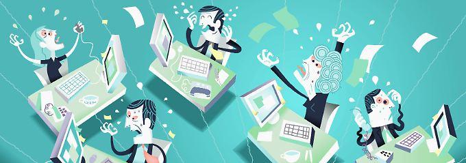 Unterbrechungen bei der Arbeit: Tipps zum Umgang mit Störungen