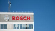 Rolle in Abgasskandal: Volkswagen-Anleger verklagt Bosch
