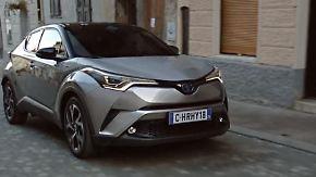 Alternative Antriebe im Fokus: Toyota läutet Diesel-Aus in Europa ein