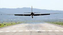 Der Tag: Haben Chinesen US-Flugzeuge geblendet?