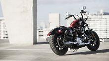 """Der extrem erfolgreichen Forty-Eight stellt Harley-Davidson eine """"Special"""" zur Seite."""