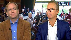 """""""Rente ist keine Investition in die Zukunft"""": Fleischhauer und Kuzmany reden Tacheles über Finanzpolitik"""