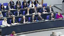 "Ende der ""Pseudodebatten"": SPD verlangt Rückkehr zur Sachpolitik"