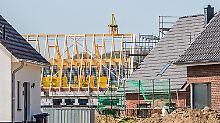 1,5 Millionen neue Häuser und Wohnungen hat sich die GroKo vorgenommen.