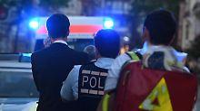 Grüner Amtsinhaber abgewählt: Angreifer verletzt Freiburgs neuen OB Horn