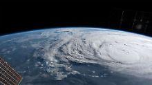 Klare Sache: Von der ISS sieht man die Erdkrümmung deutlich. Doch geht's auch weniger hoch?