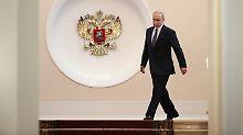 Neue Finte von Putin: Wo versteckt Moskau seine US-Bonds?