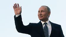 Und Putin wird dem Land bis 2024 vorstehen.