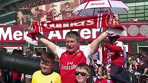 """""""Merci Arsène"""": Arsenal nimmt Abschied von seiner Trainerlegende"""