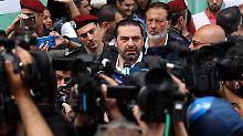 Neue Spannungen erwartet: Hisbollah gewinnt Wahl im Libanon