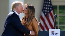 Datenpanne am ersten Tag: Dating-App für Trump-Fans startet