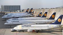 Lufthansa-Chef erwartet Engpässe: Flugpreise sinken nicht mehr so schnell