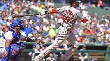 Der Sport-Tag: Major League Baseball kommt erstmals nach Europa