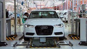 """Manipulation an neuer """"AdBlue""""-Technik?: Audi stoppt Auslieferung von A6-Modellen"""