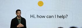 Google-Demo bereitet Gänsehaut: Gruselig, wie Roboter bald sprechen können