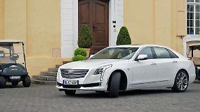 Trotz Massagesitz und reichlich PS: Cadillac CT6 bleibt im Schatten deutscher Luxusautos