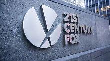 Werbeerlöse drücken Gewinn: 21st Century Fox verdient deutlich besser