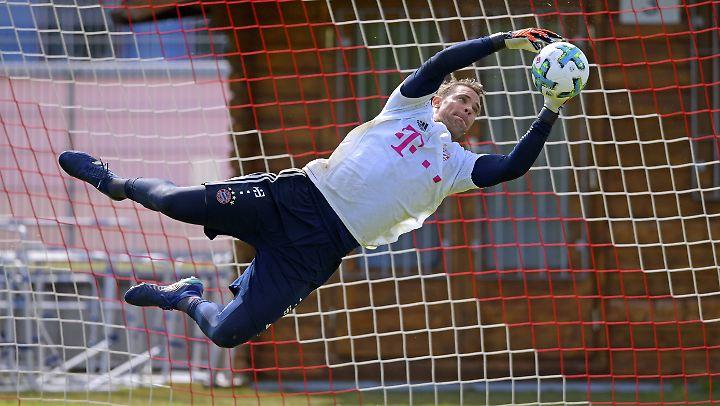 Löw ist bei Manuel Neuer optimistisch.
