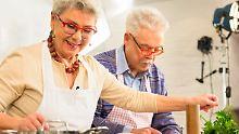Liebe, Lust und Leidenschaft: Kochen mit Martina und Moritz