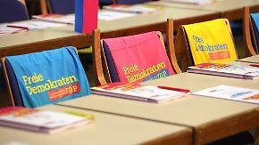 Kritik an Lindner, Kubicki provoziert: FDP sucht auf Parteitag nach Identität