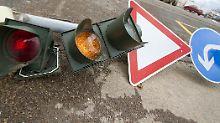 Angeblich illegales Autorennen: Fünf Verletzte bei Unfall in Essen