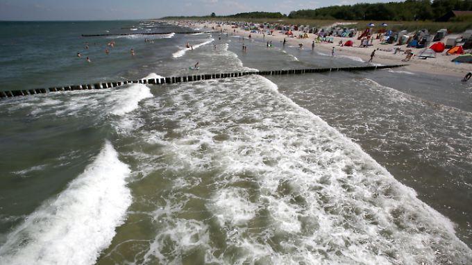 Klimawandel und vom Menschen verursachte Veränderungen zeigen sich in der Ostsee besonders deutlich. (Bild: Ostseebad Graal-Müritz)