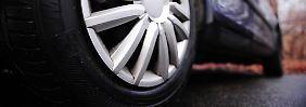 Gummi in Gewässern: Wo bleibt der Reifenabrieb?