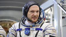 Alexander Gerst startet am 6. Juni zum zweiten Mal zur ISS. Wieder einmal während der Fußball-WM.