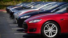 Neuerungen bei E-Autohersteller: Erstes Tesla-Werk entsteht in Shanghai