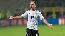 Petersen stürmt statt Wagner: Löw holt Neuer in WM-Kader - Götze nicht