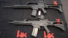 Waffenexporte nach Mexiko: Prozess gegen Heckler & Koch startet