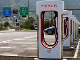 Flammentod im Tesla: Feuerwehr zieht Batterie-Theorie zurück