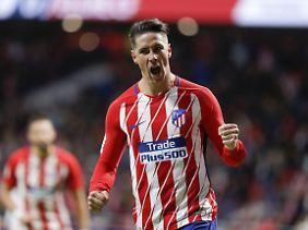 Torres ist nach wie vor treffsicher.