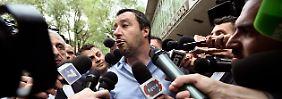 Euro-Exit und Schuldenschnitt: Italiens Koalitionsentwurf schockt Europa