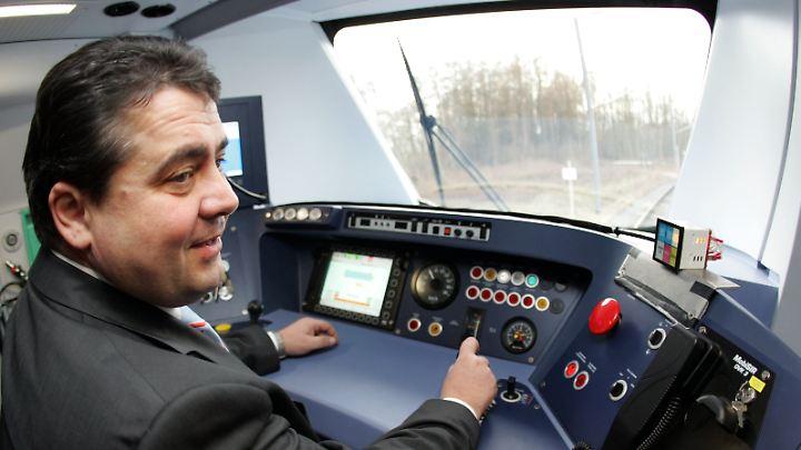 Sigmar Gabriel soll Aufsichtsrat bei Siemens-Alstom werden. Sein Wechsel hat ein Geschmäckle.