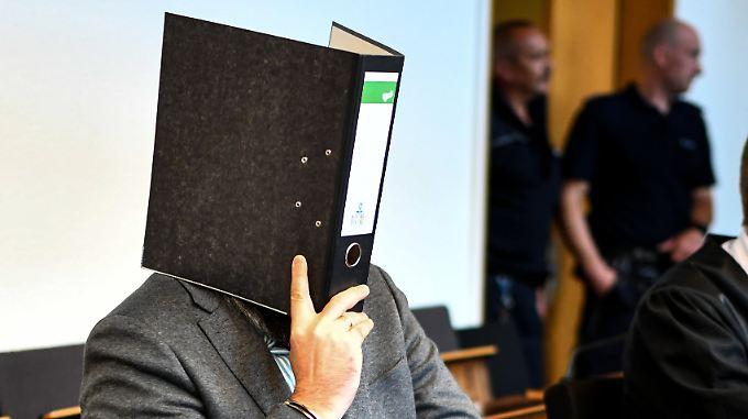 Der Bundeswehrsoldat hatte vor dem Urteil die Tat gestanden.