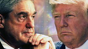 19 Anklagen, fünf Geständnisse: Sonderermittler Mueller kommt Trump immer näher