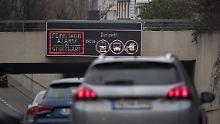 Nächster Schritt zu Fahrverboten: Brüssel klagt Berlin wegen schlechter Luft an