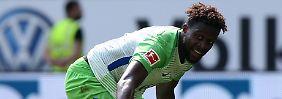 Holstein? Nie gehört!: VfL Wolfsburg kann nur alles verlieren