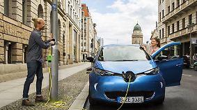 Startup News, die komplette 82. Folge: Laternen werden zu Ladestationen für E-Autos