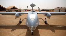 Vertragsabschluss steht bevor: Debatte um Drohnen für Bundeswehr
